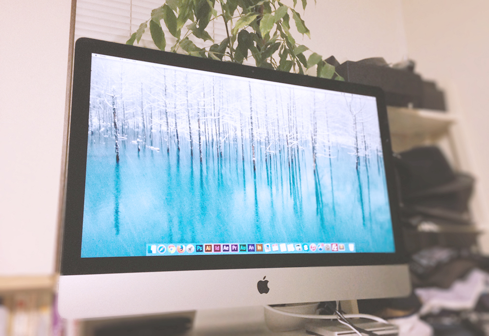 iMac 5K Retina|Design Report - デザインレポート